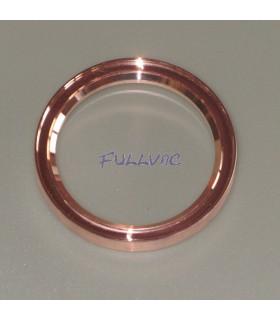 Joint extérieur diamant ISO-KF pour le vide
