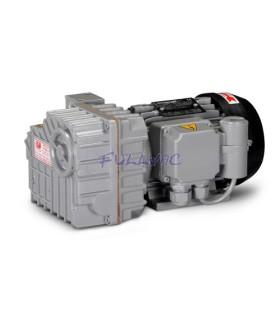 Pompe à vide à multipalettes lubrifiées LB8