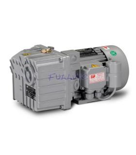 Pompe à vide à multipalettes lubrifiées LC12
