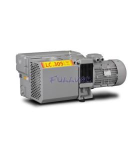 Pompe à vide à multipalettes lubrifiées LC305