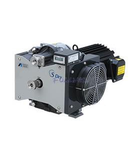 pompe à vide scroll débit 25,8m3/h vide limite 3.10-1mbar