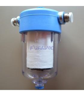 Filtre d'entrée de pompe à vide KF25