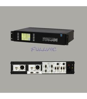 Manomètre à vide multivoies FlexRax 4000