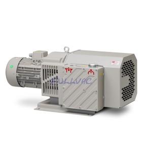 Pompe à vide à palettes sèches débit 100m3/h vide limite 120mbar