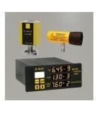 Manomètre à vide cathode chaude