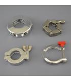 Colliers de serrage bride KF